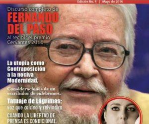 Fernando del Paso Revista Poetas y Escritores Miami Small
