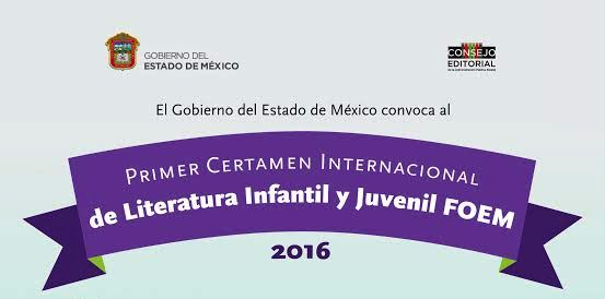 PRIMER CERTAMEN INTERNACIONAL DE LITERATURA INFANTIL ENCABEZADO