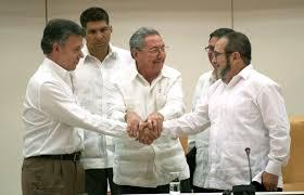 foto del acuerdo de paz