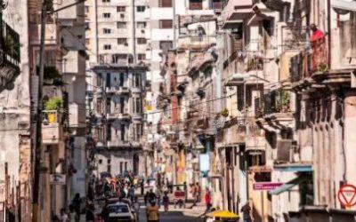 Centro Habana streetview